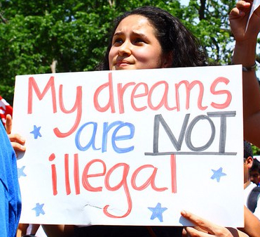 My dreams are not illegal